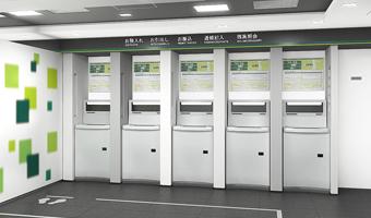 三井住友銀行ATMコーナー | なんば